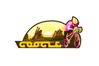 Il Giro d'Italia 2017 celebrato da un Doodle di Google