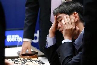 L'intelligenza artificiale di Google ha battuto il campione mondiale di Go