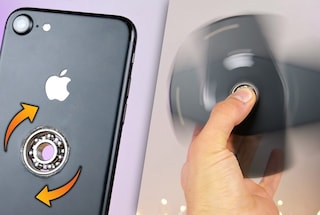 Il Fidget Spinner più costoso? È realizzato con un iPhone 7