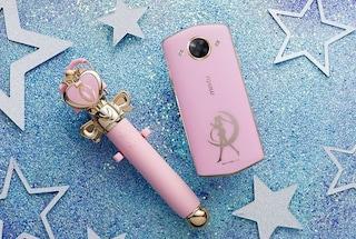 Meitu ha presentato lo smartphone di Sailor Moon