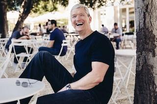 Tim Cook ha perso 13 chili grazie ad Apple Watch