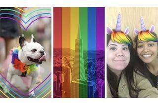 Facebook supporta il Pride 2017: tutte le novità su Facebook, Messenger e Instagram