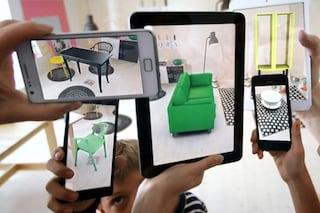 Ikea e Apple al lavoro su un'app per arredare casa in realtà aumentata