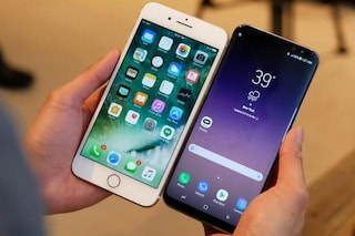 Le vendite dell'iPhone 7 battono quelle del Galaxy S8