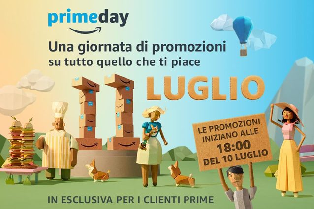 Amazon Prime Day: le offerte.