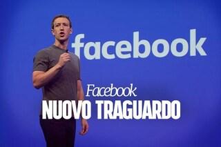 Nuovo traguardo per Facebook: vale più di 500 miliardi di dollari