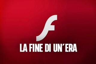 Dopo 20 anni Adobe manda in pensione Flash, ma (forse) non se ne sentirà la mancanza