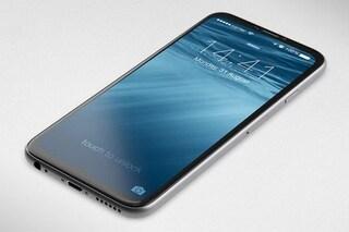 Apple, l'iPhone 8 non si potrà sbloccare con il Touch ID