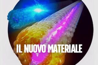 Il materiale rivoluzionario che si illumina con l'elettricità