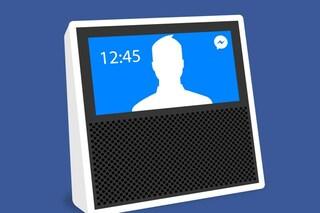 Facebook ha pronto Portal: il suo smart display potrebbe arrivare a giorni