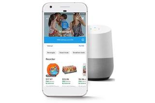 Walmart si allea con Google per contrastare il dominio di Amazon