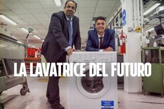 Questa lavatrice è in grado di ridurre le emissioni anidride carbonica: l'idea di un 22enne