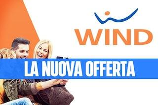 10 GB e 1.000 minuti a 10 euro con Wind, ma solo per il Cyber Monday