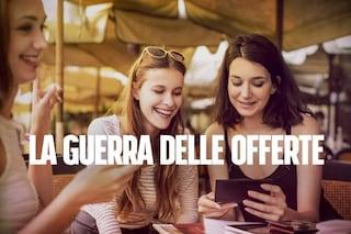Guerra a colpi di offerte telefoniche tra i principali operatori mobile italiani