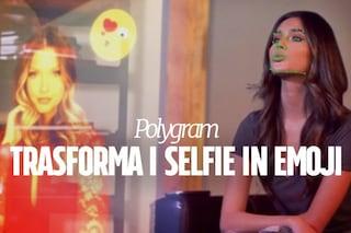 Polygram, l'app che trasforma i selfie in emoji: ecco come funziona