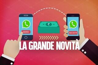 WhatsApp Payments, presto l'app consentirà di effettuare pagamenti: come funziona la novità