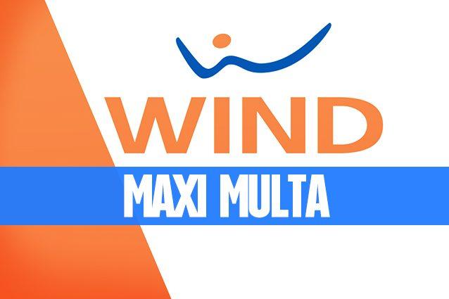 Wind, 500mila euro di multa dall'Antitrust per pratiche commerciali scorrette