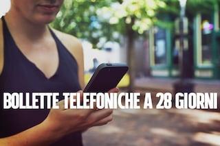 Agcom contro gli operatori telefonici: stop alle tariffe da 28 giorni