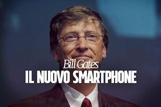 Bill Gates abbandona Windows Phone (e passa ad uno smartphone Android)