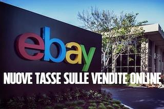 eBay si schiera contro le nuove tasse sulle vendite online e lancia una petizione