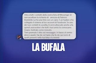 No, Fabrizio Bonomi non è un hacker e non ti ruba l'account Facebook Messenger