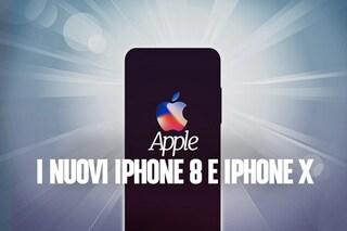 iPhone 8 e iPhone X, come seguire l'evento di presentazione dei nuovi smartphone Apple in diretta