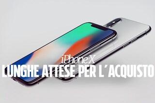 Apple, vuoi acquistare l'iPhone X? Ecco perché rischi di dover aspettare il 2018