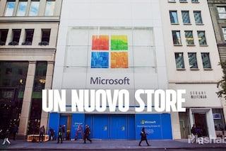 Londra, Microsoft sfida Apple aprendo un negozio accanto a quello della mela