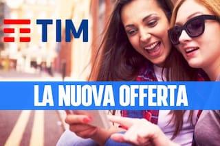 TIM Ten Go: minuti illimitati e 30 GB a 10 euro al mese