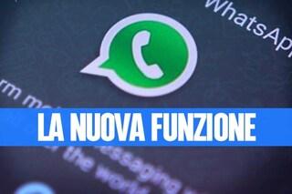 WhatsApp, in arrivo la funzione per cancellare i messaggi inviati per errore
