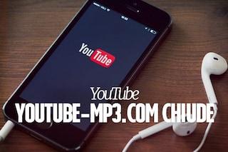 YouTube-Mp3 chiude: veniva utilizzato per convertire i video in MP3