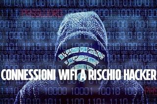 Scoperta una grave falla di sicurezza nelle connessioni WiFi: ecco come difendersi