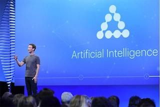 Ecco come lavora il super algoritmo di Facebook, grazie all'Intelligenza Artificiale