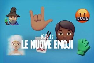 Apple, tutte le nuove emoji in arrivo su iPhone con il prossimo aggiornamento di iOS 11