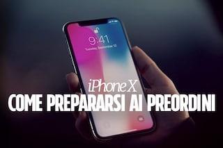 iPhone X, ecco come prepararsi ai preordini: tutto quello che devi sapere