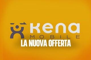 Kena Xmas, la nuova offerta di Natale con 500 minuti, 50 sms e 5 Giga a 5 euro al mese