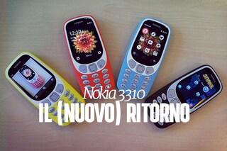Il Nokia 3310 torna per la terza volta (con WhatsApp)