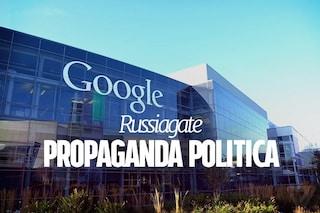 Russiagate, Google e YouTube utilizzati dalla Russia per acquistare pubblicità a sostegno di Trump