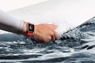Si ritrova in acque infestate dagli squali: surfista salvato dall'Apple Watch
