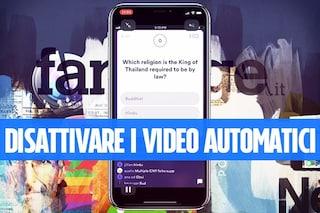 Trucchi iPhone: risparmiare traffico dati, disattivando i video in App Store
