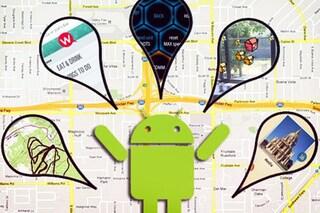 Google localizza gli utenti Android anche con il GPS spento