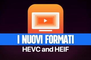 A cosa servono (e come disattivare) i nuovi formati HEVC e HEIF per le foto e i video di iOS 11