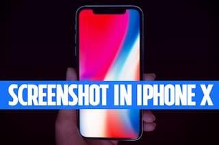 Guida iPhone X: come scattare uno screenshot