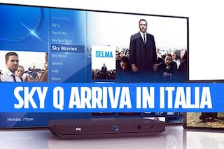 Sky Q arriva in Italia: come funziona, come si attiva e quanto costa