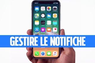Trucchi iPhone: evitare notifiche inutili delle app e gestirle al meglio