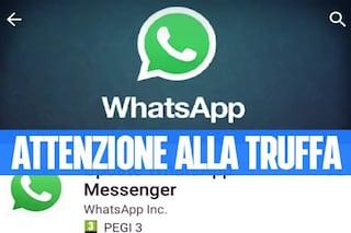 WhatsApp, scoperta una falsa app sul Google Play Store: scaricata da oltre un milione di utenti