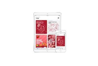 Apple si tinge di rosso per la lotta contro l'AIDS