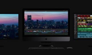 Il nuovo iMac Pro arriva il 14 dicembre (e può costare quanto una macchina)