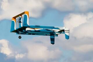 I droni di Amazon potranno autodistruggersi