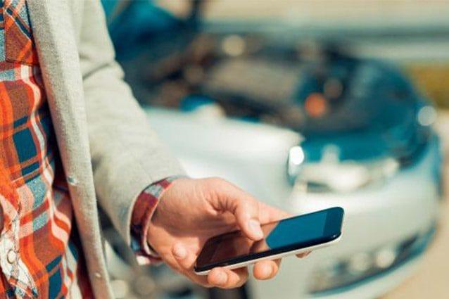 smartphone problemi auto
